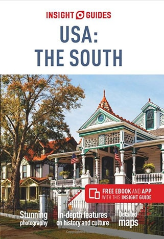 Insight USA The south guide book Jordan Banks