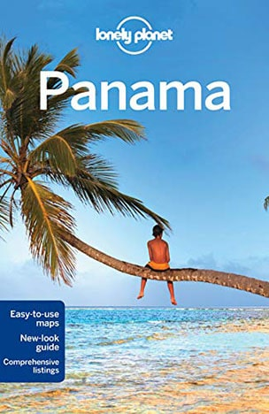Panama Lonely Planet Guide book Jordan Banks