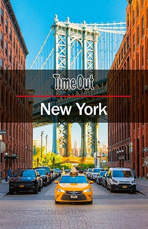 Time Out New York Guide book by Jordan Banks