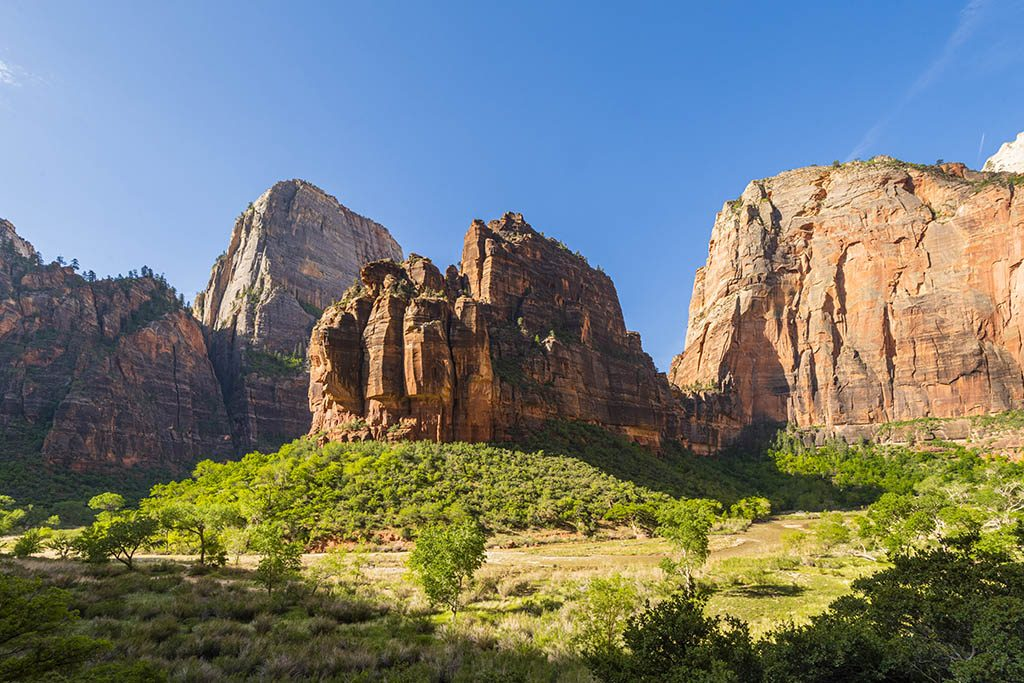 Photographing Zion National Park Guide