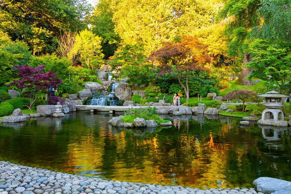 Holland Park London photography guide