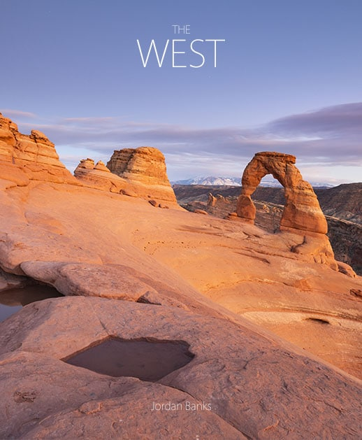 the West Book by Jordan Banks